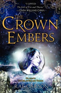 Crown of Embers hc