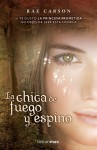 La chica de fuego y espino (The Girl of Fire and Thorns / Spain)